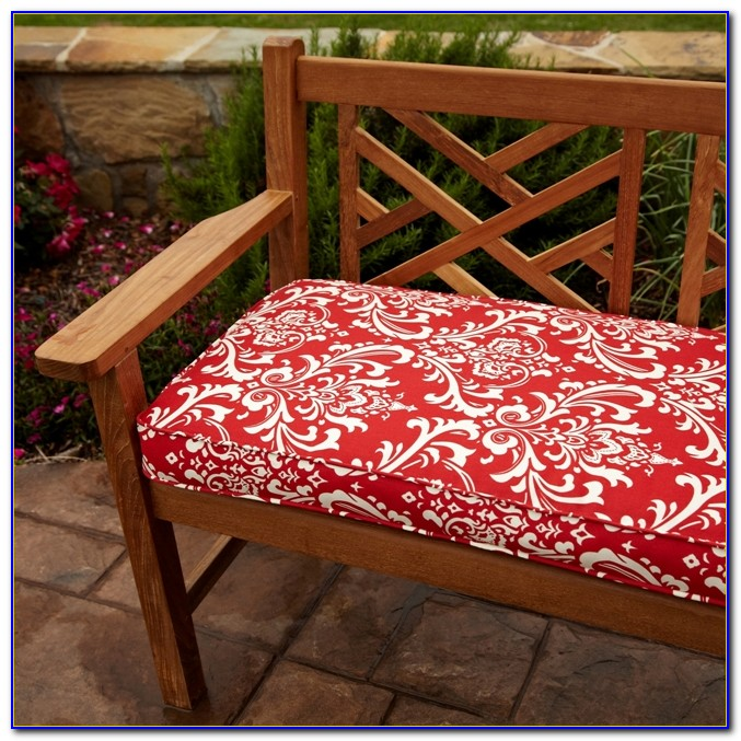 Outdoor Bench Cushion 48 X 22