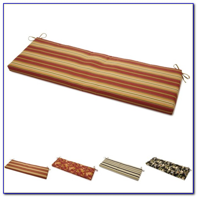 Outdoor Bench Cushions 60 Inches