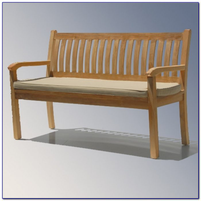 Outdoor Bench Cushions With Ties
