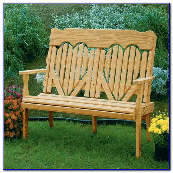 Outdoor Benches Without Backs
