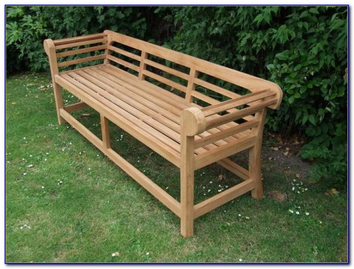 Outdoor Furniture With High Backs