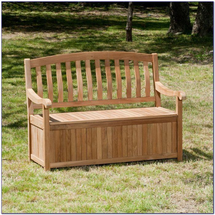 Outdoor Storage Bench Seat Perth