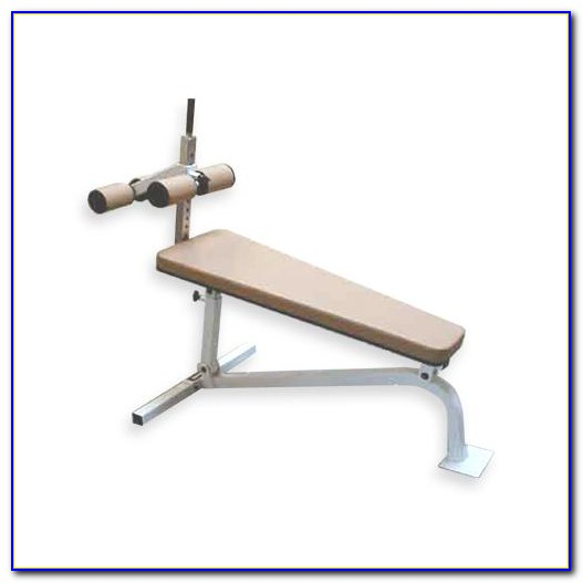 Powerhouse Fitness Weight Bench Manual