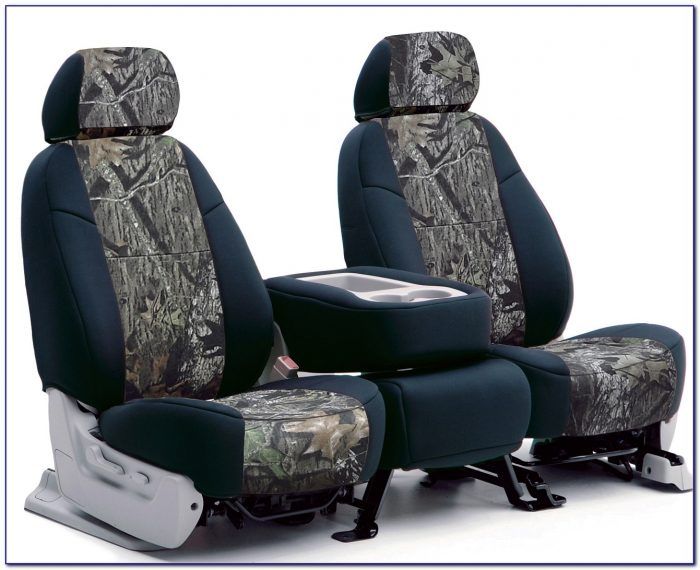Realtree Bench Seat Cover Installation