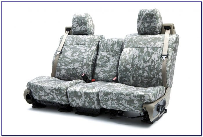 Realtree Xtra Bench Seat Cover