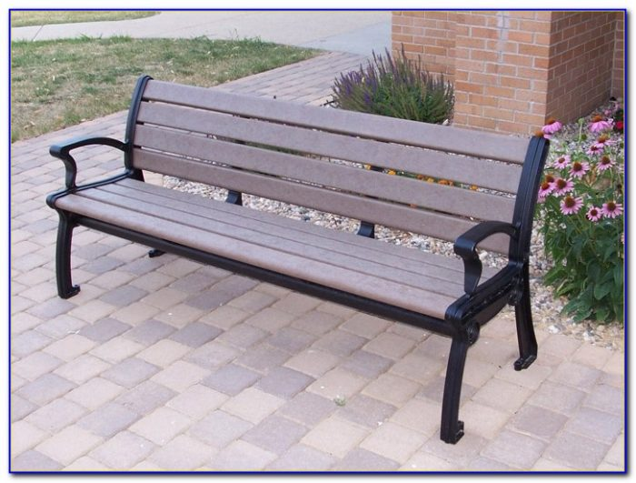 Recycled Plastic Park Benches Bench Home Design Ideas 1apxr12zdx107078