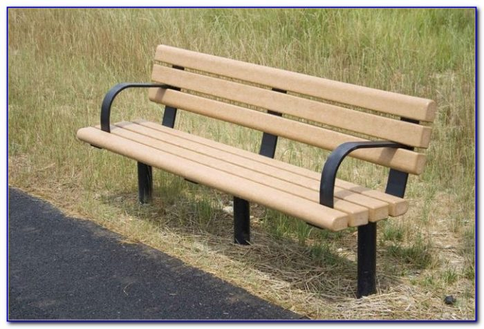 Recycled Plastic Park Benches Canada