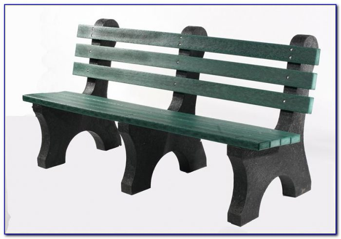 Recycled Plastic Park Benches Uk