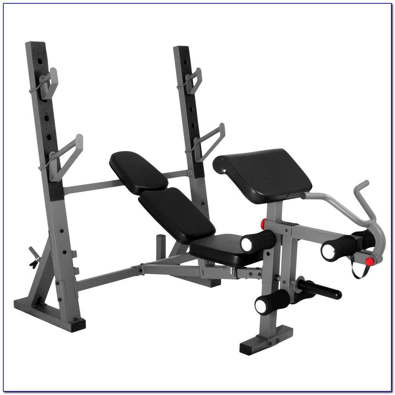 Self Spotting Bench Press Bar Weight
