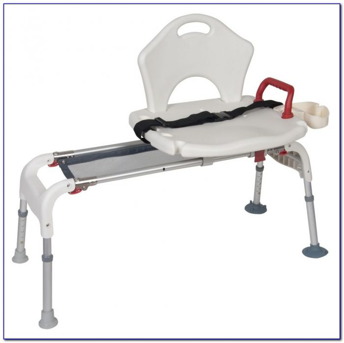 Sliding Bath Transfer Bench
