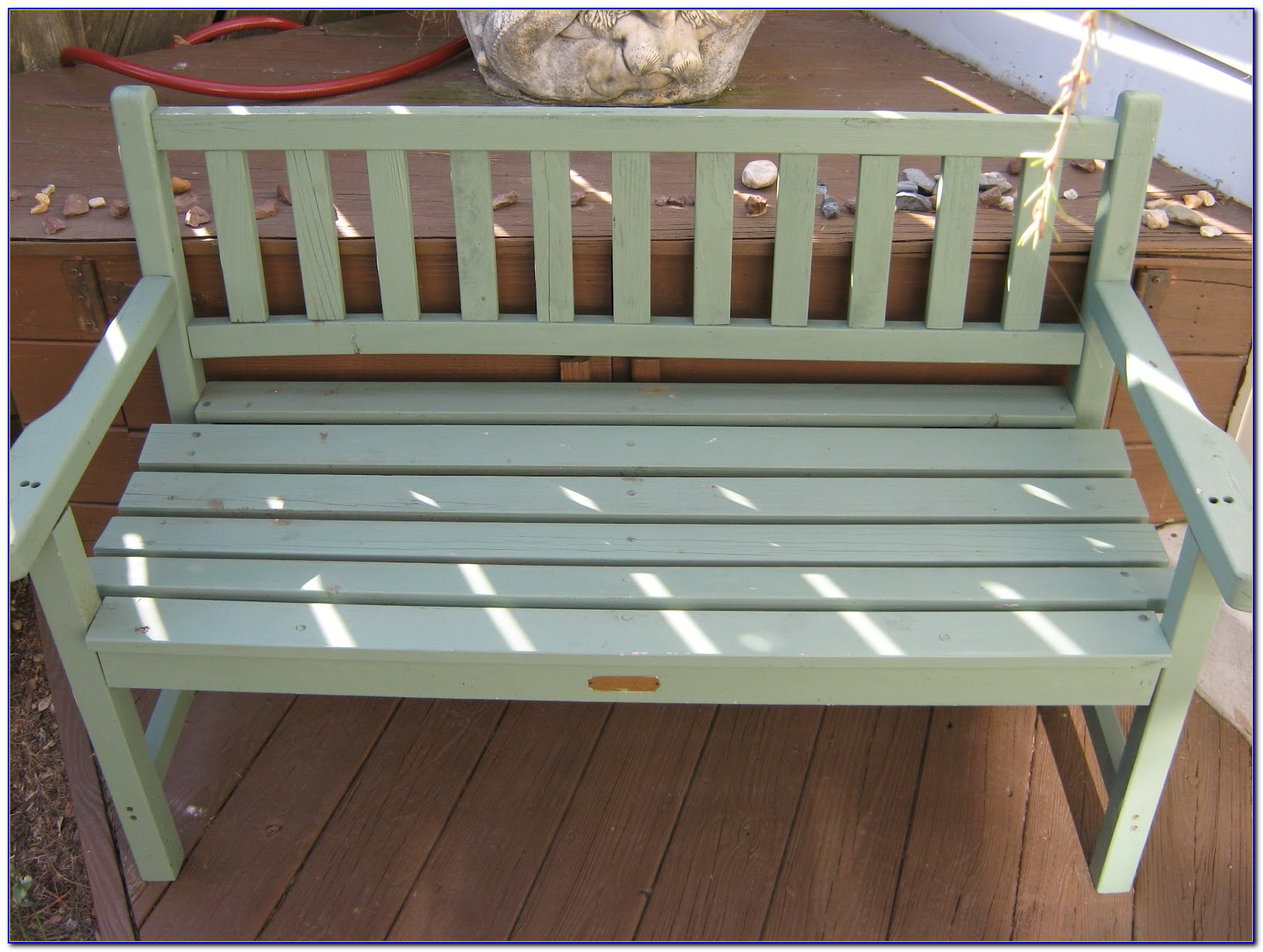 Small Bench For Front Porch