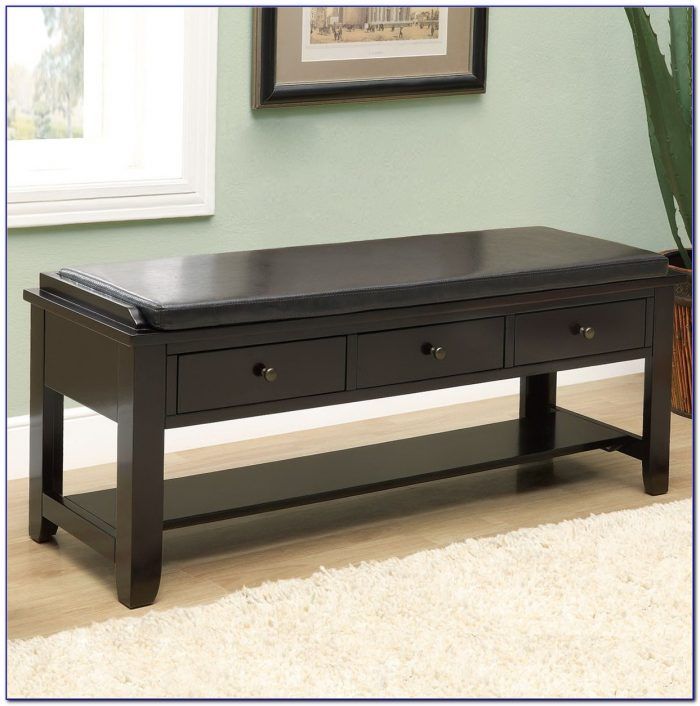 Small Bench Seat For Entryway