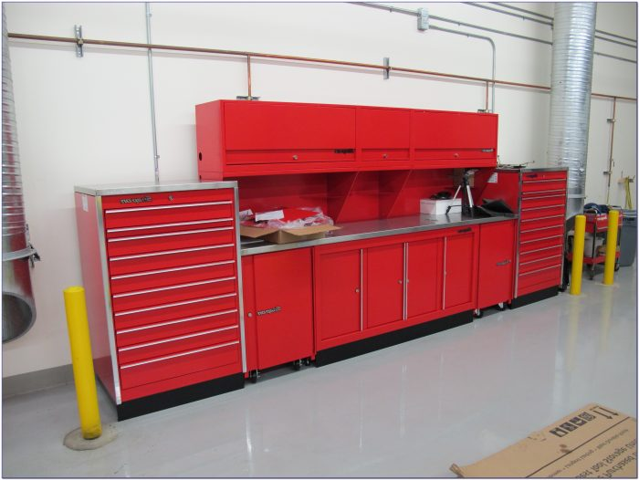 Snap On Tool Chest Workbench Bench Home Design Ideas