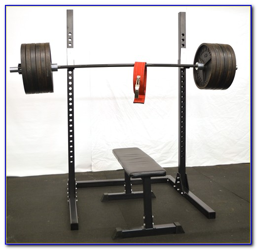 Stinger weight bench squat rack benches Weight bench and weights