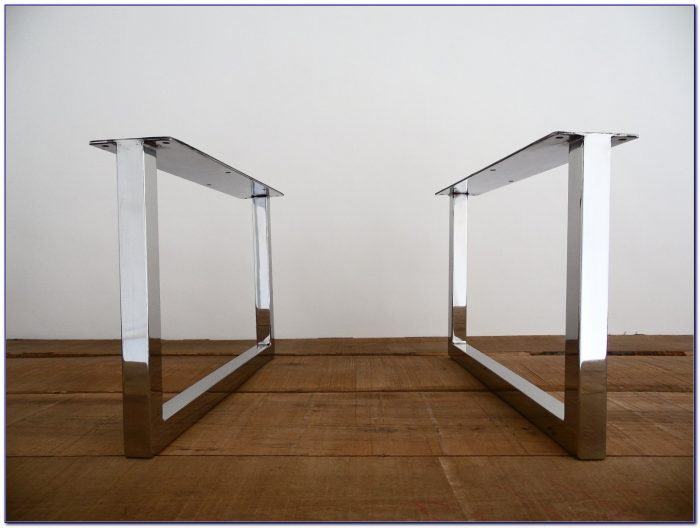 Stainless Steel Bench Legs