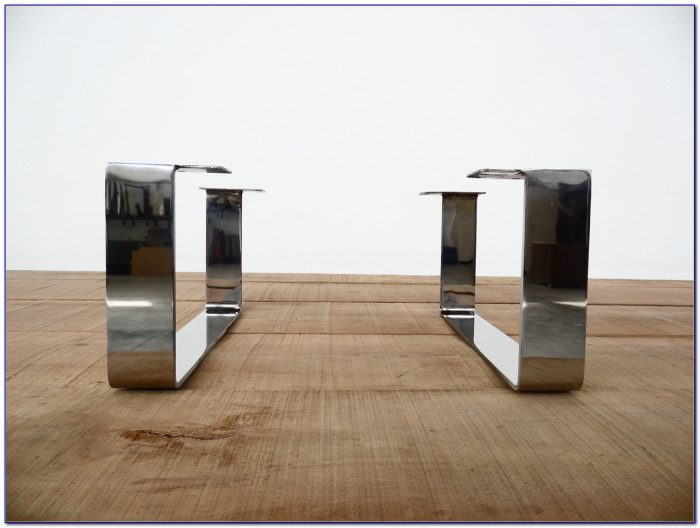 Stainless Steel Kitchen Bench Legs