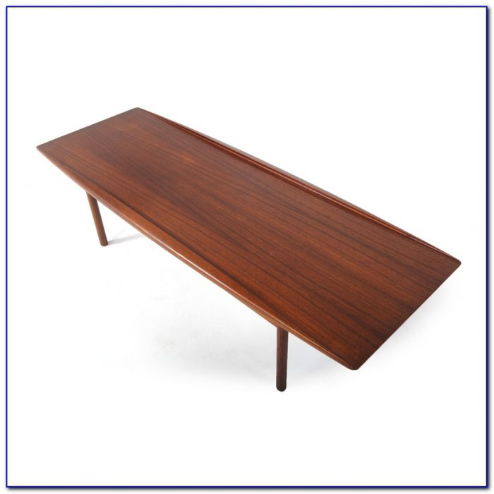 Storage Bench As Coffee Table