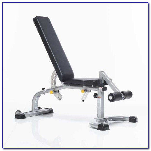 Tuff Stuff Adjustable Weight Bench
