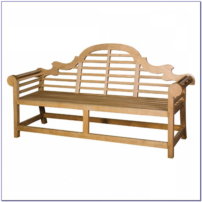 Two Seater Wooden Garden Benches