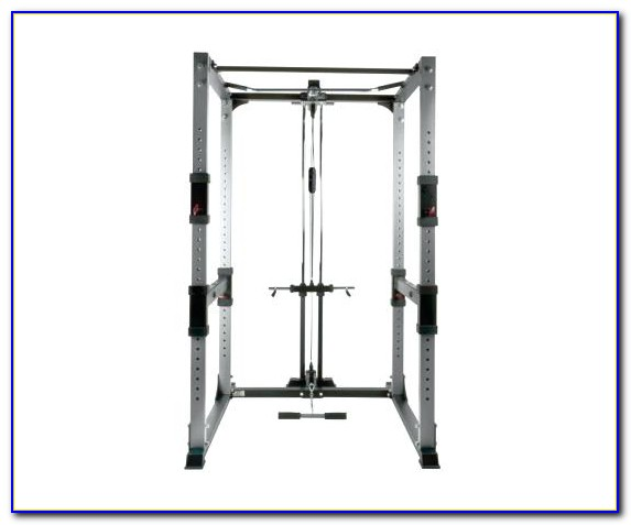 Weight Bench Lat Tower Attachment