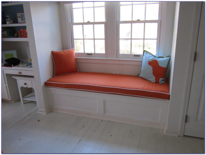 Window Bench Seat Cushion Pattern