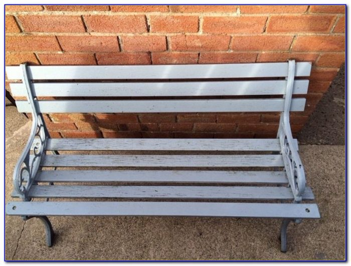 Wrought Iron Bench Seat Australia