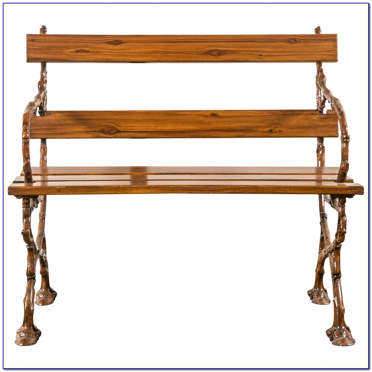 Wrought Iron Bench Seat Gumtree