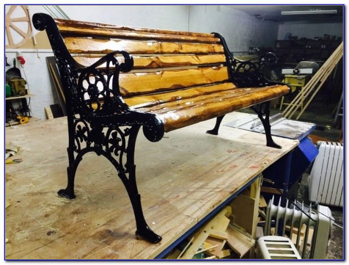 Wrought Iron Bench Seat Melbourne