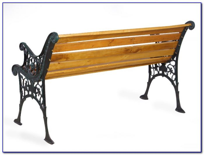 Small Backless Wrought Iron Bench Bench Home Design