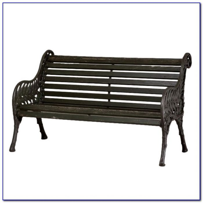 Wrought Iron Bench Seat Perth