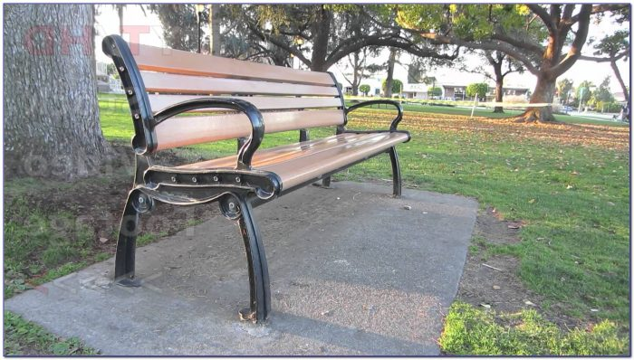 Wrought Iron Bench Seat Sydney