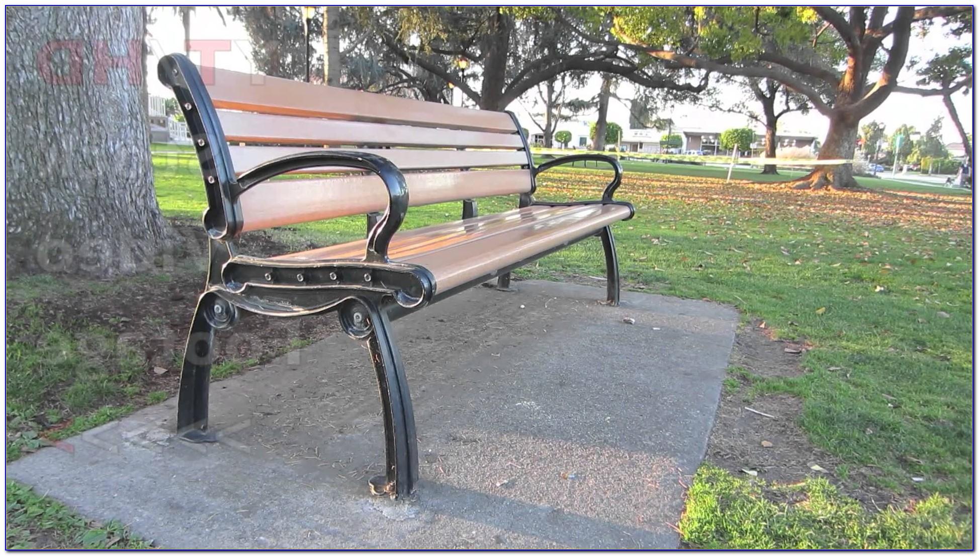 Wrought Iron Bench Seat Sydney