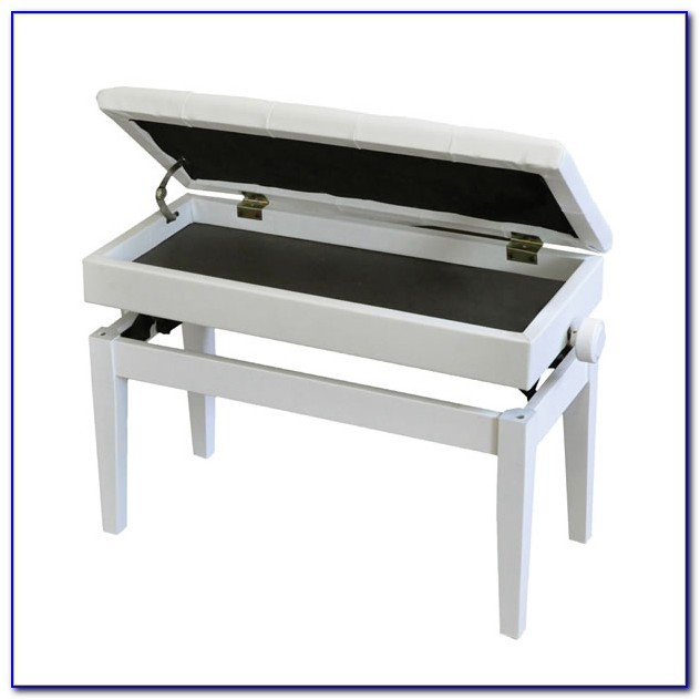 Yamaha Piano Benches With Storage