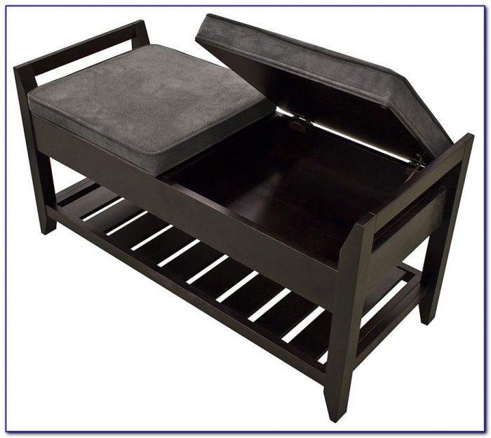 2 Seater Storage Bench
