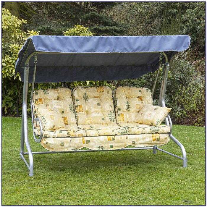 3 Seat Bench Cushions Outdoor