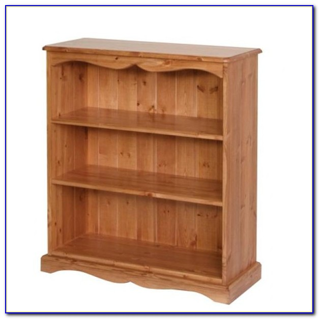 9 Inch Deep Wood Bookcase