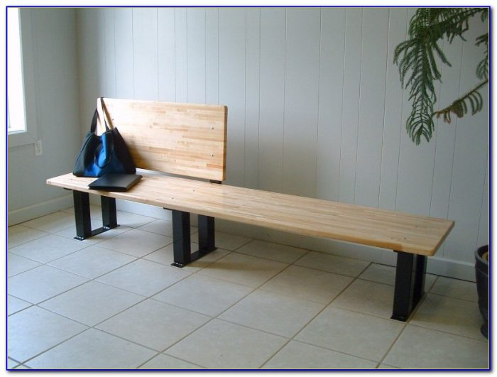 Ada Dressing Room Bench Height