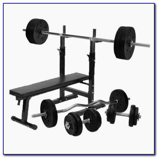 Adidas Bench And Weights Package Argos