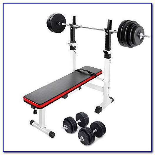 Adidas Bench And Weights Package