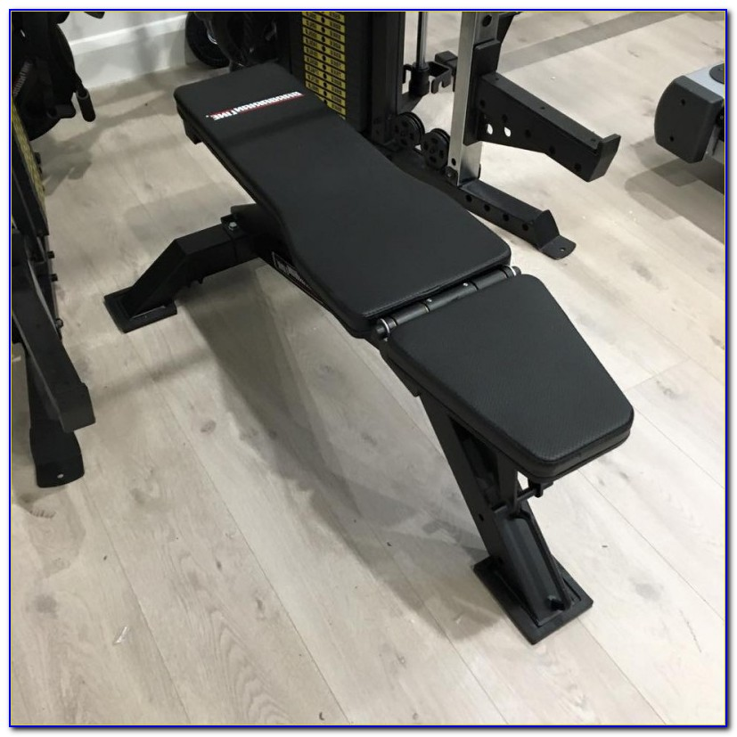 Adidas Weights And Bench Package