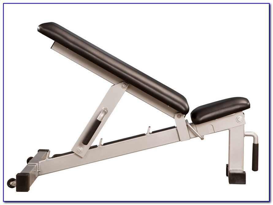 Alternate Flat And Incline Bench