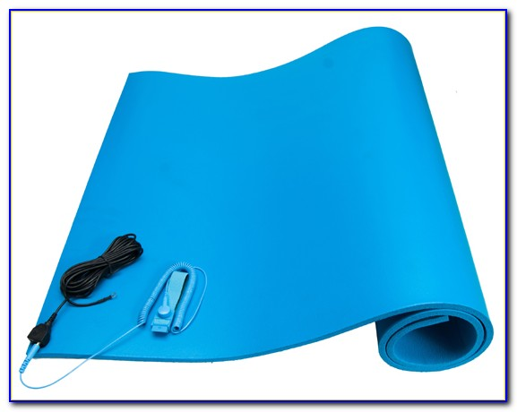 Anti Static Esd Grounding Bench Mat Kit