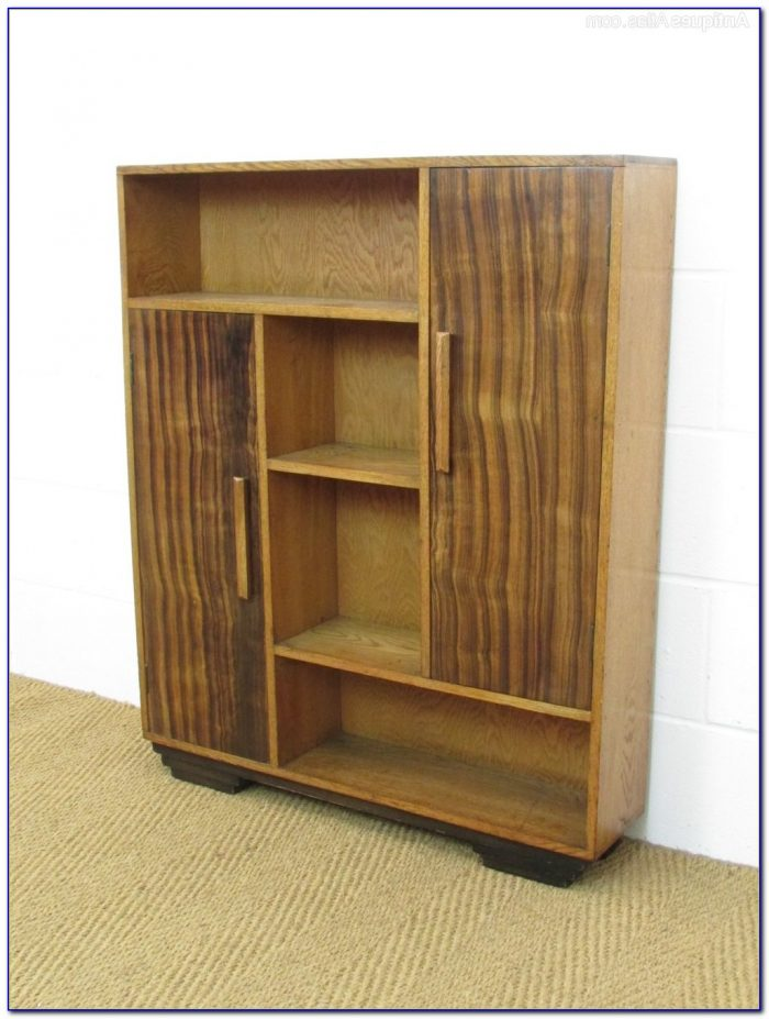 Art Deco Bookcase Australia