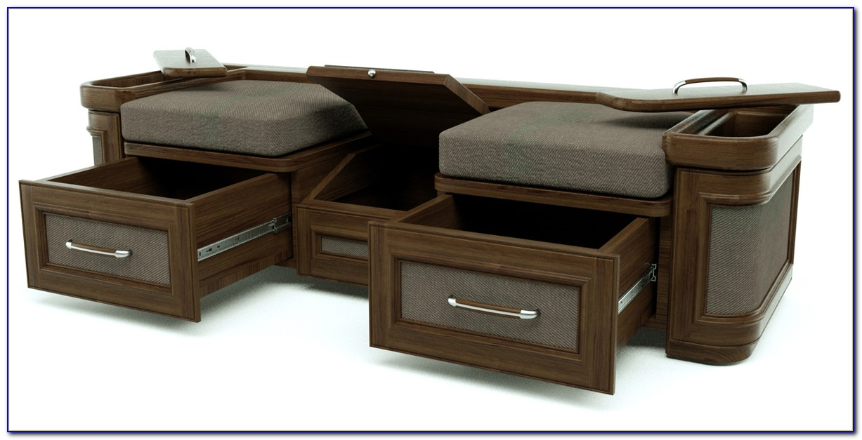 Bench With Storage For Shoes