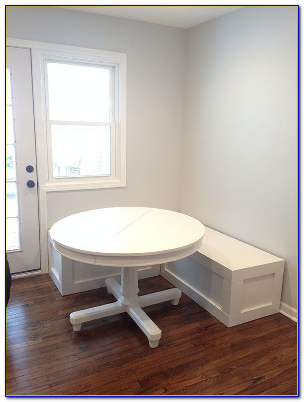 Benches For Breakfast Nook