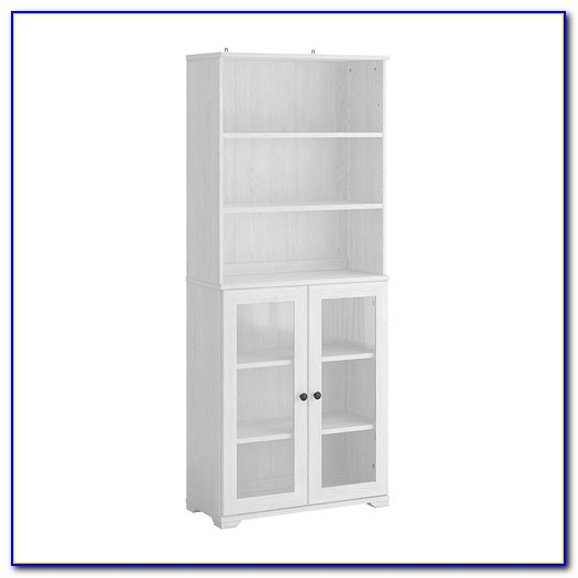 Billy Bookcase With Glass Doors Ikea
