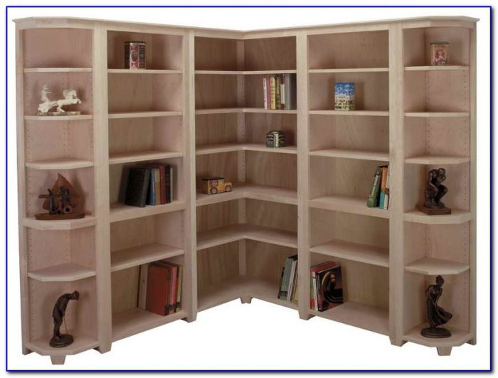 Billy Corner Bookcase Ikea