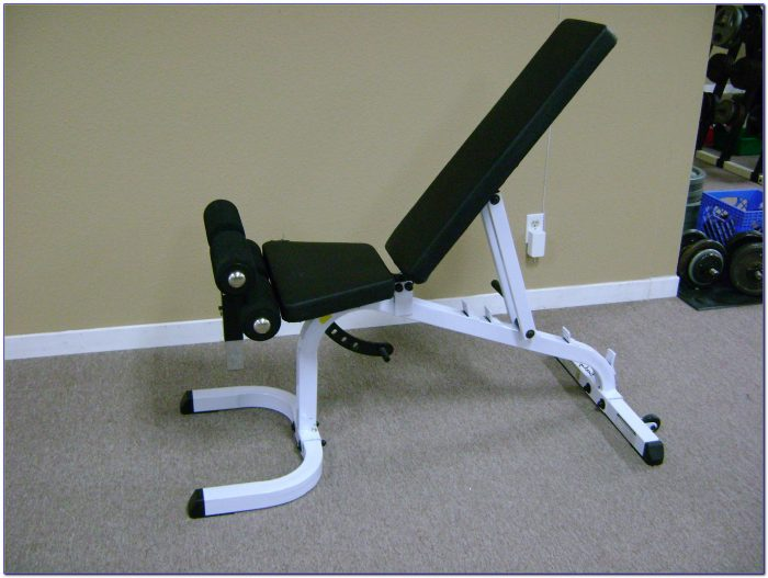 Body Solid Weight Bench Attachments