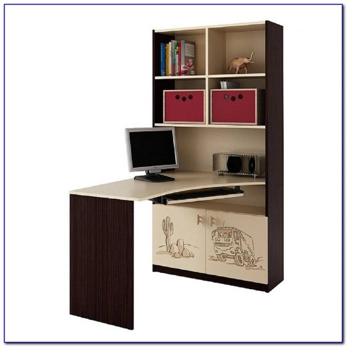 Bookcase Desk Combo Uk