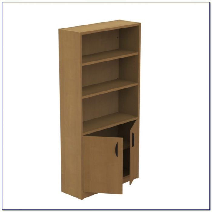 Bookcase File Cabinet Combination